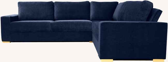 Sensational Kai 3X2 Corner Sofa Bed Large Corner Sofabed Sample Spiritservingveterans Wood Chair Design Ideas Spiritservingveteransorg