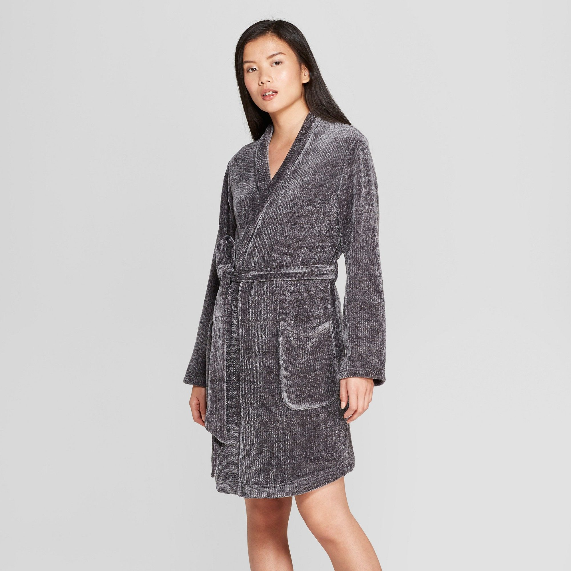 65027dfc05 Women's Cozy Chenile Robe - Gilligan & O'Malley™ Green XS/S ...