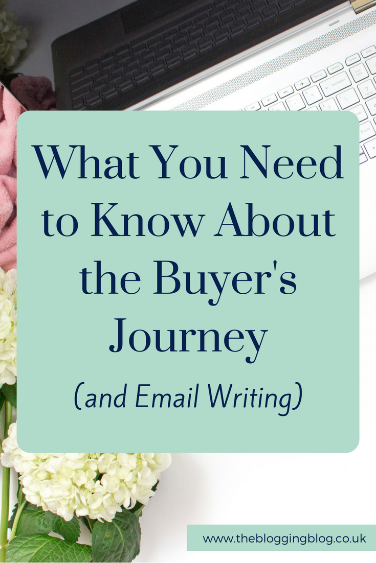The buyer's journey is a process featured in the Inbound Methodology and is a great way to help decide what content to create and emails to write depending on what stage your readers are.  But what are the stages?