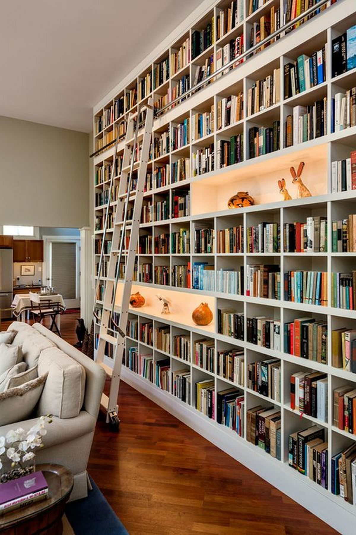 Cool 130 Bookshelf Ideas To Organize Your Book