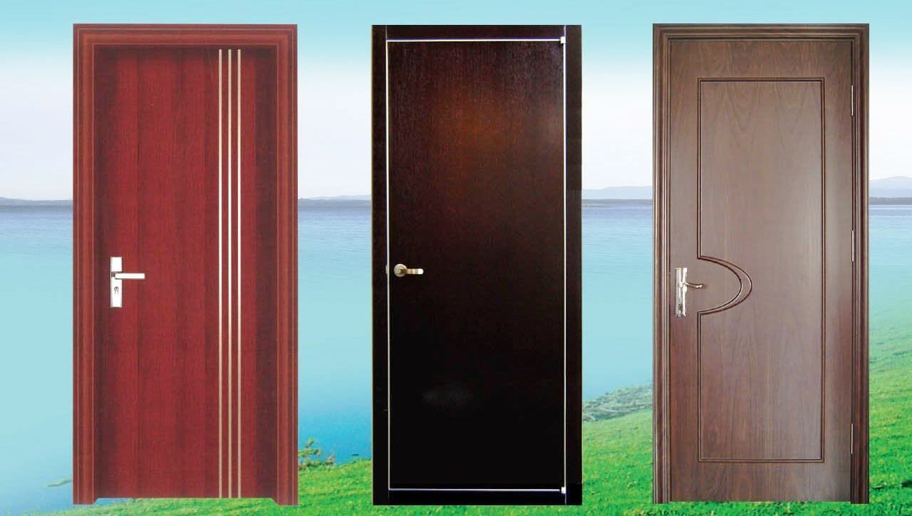 Sahil Enterprises FRP Doors are made using FRP skin which is packed with polyurethane foam using injection machine and then further pressed on press ... & Sahil Enterprises FRP Doors are made using FRP skin which is ...