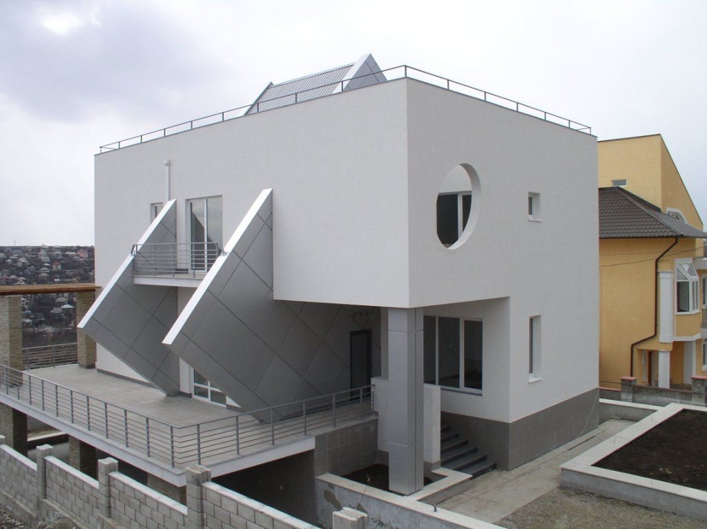 residential icf projects with quad lock insulating