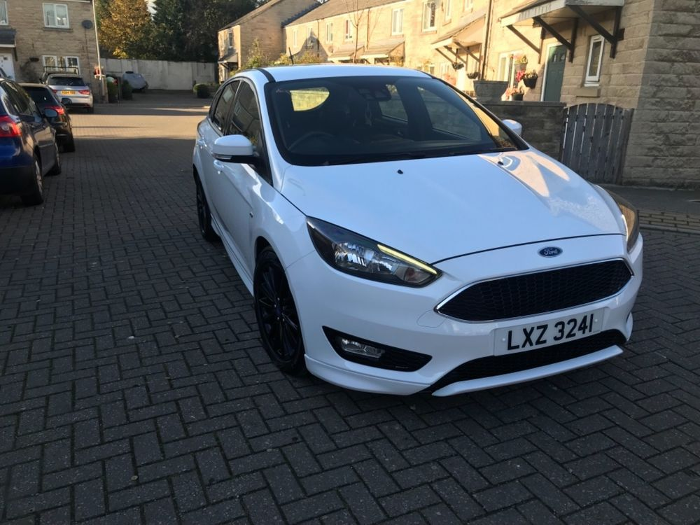 2017 Ford Focus St Line Ford Focus Ford Focus St 2019 Ford