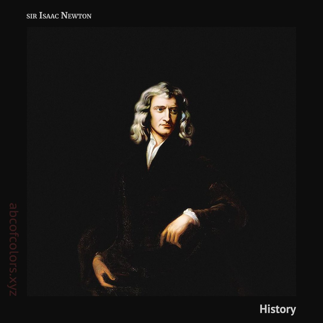 In The S Sir Isaac Newton An English Mathematician