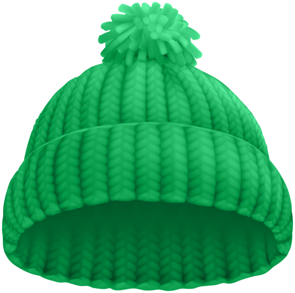 Green Winter Hat Png Clip Art Image Hand Crafts For Kids Vintage Paper Dolls Clip Art
