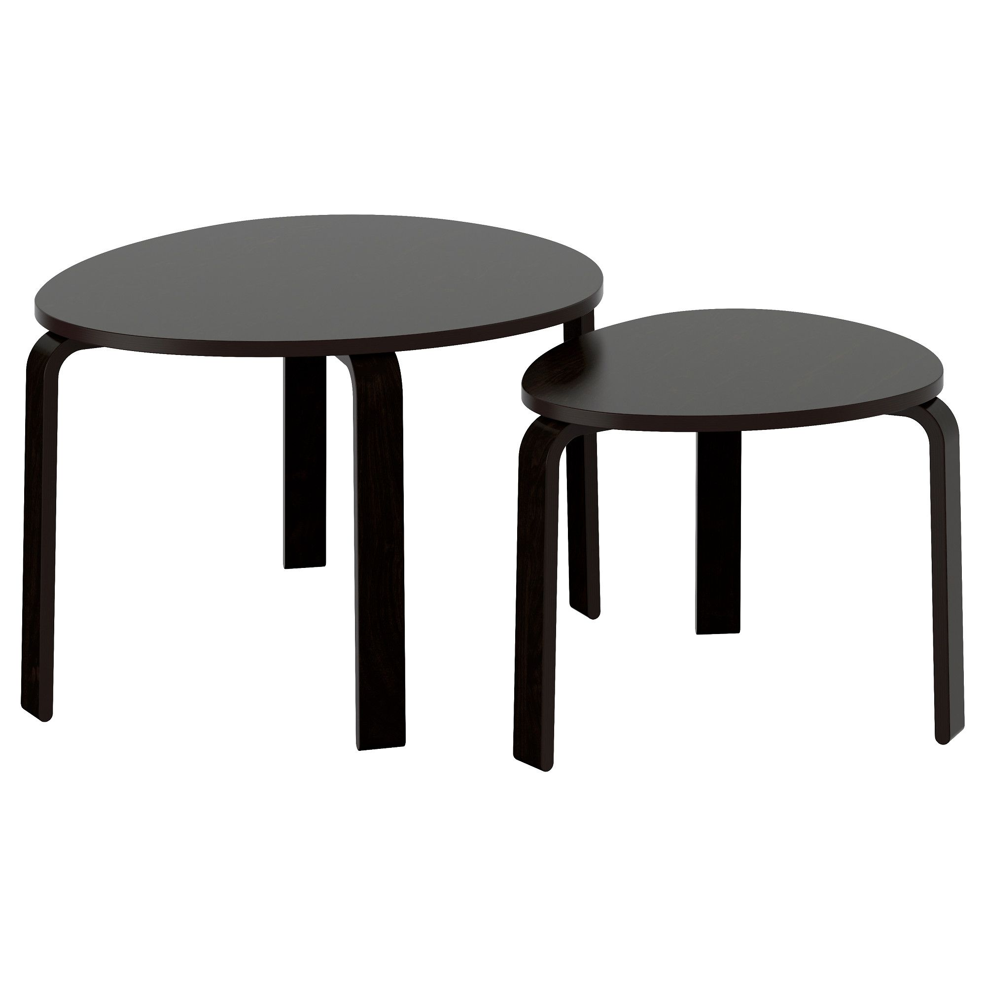 ikea table gigogne tables gigognes ikea table ronde cm. Black Bedroom Furniture Sets. Home Design Ideas