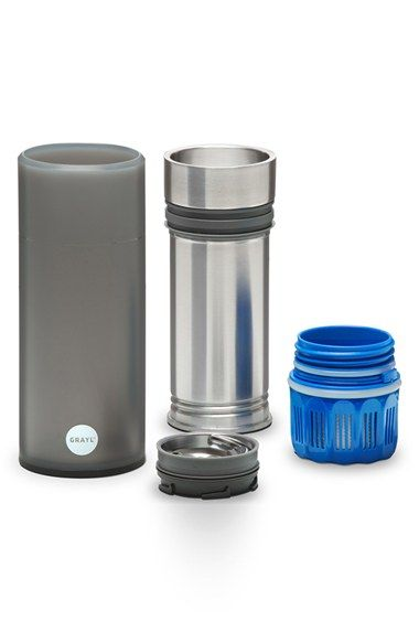 Women s GRAYL  Quest  Tap Water Filtration Cup - Grey  43b67635b0