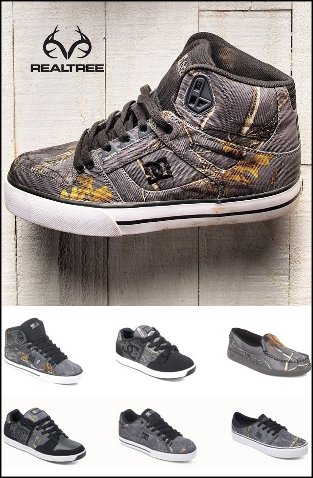 5fa917d2b54405 Check out  New complete line of DC shoes in Realtree Xtra Color  Camo. Realtreegear