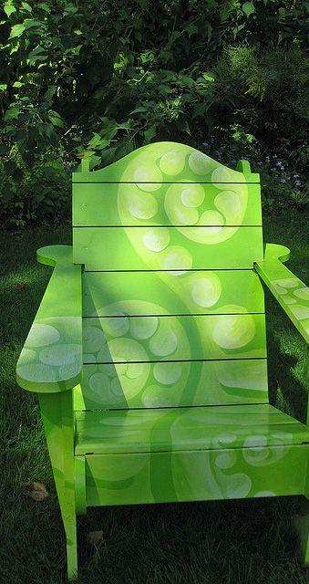 lime & apple green