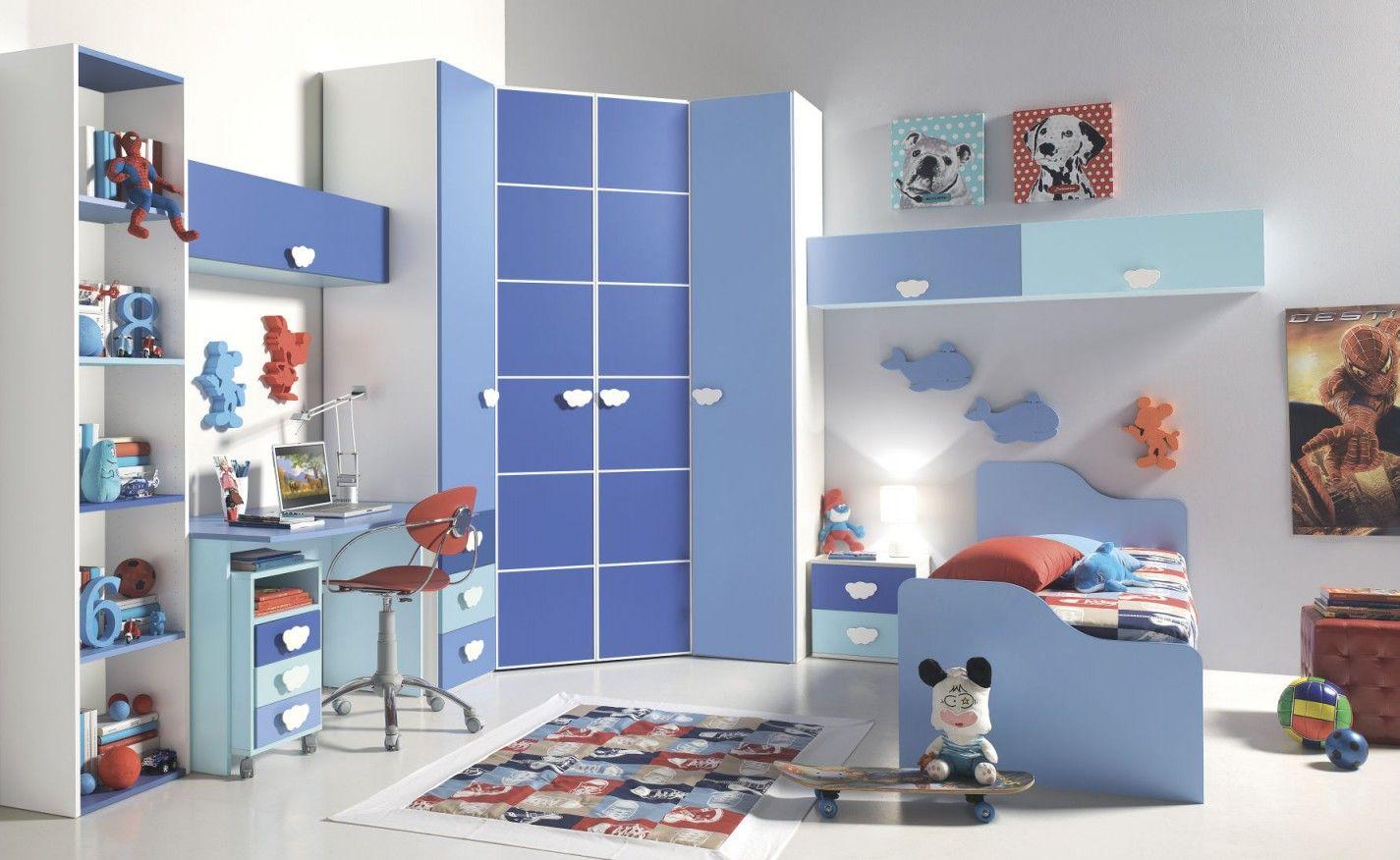 Design Camerette ~ Camera leonardo #camerette #furnishing #bedrooms #design