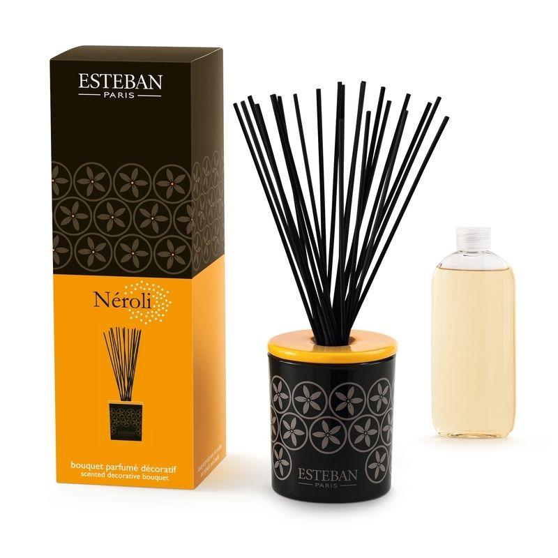 Werbung Esteban Neroli Diffuser Bouquet Parfume Decoratif Diffusor Duft Flakon