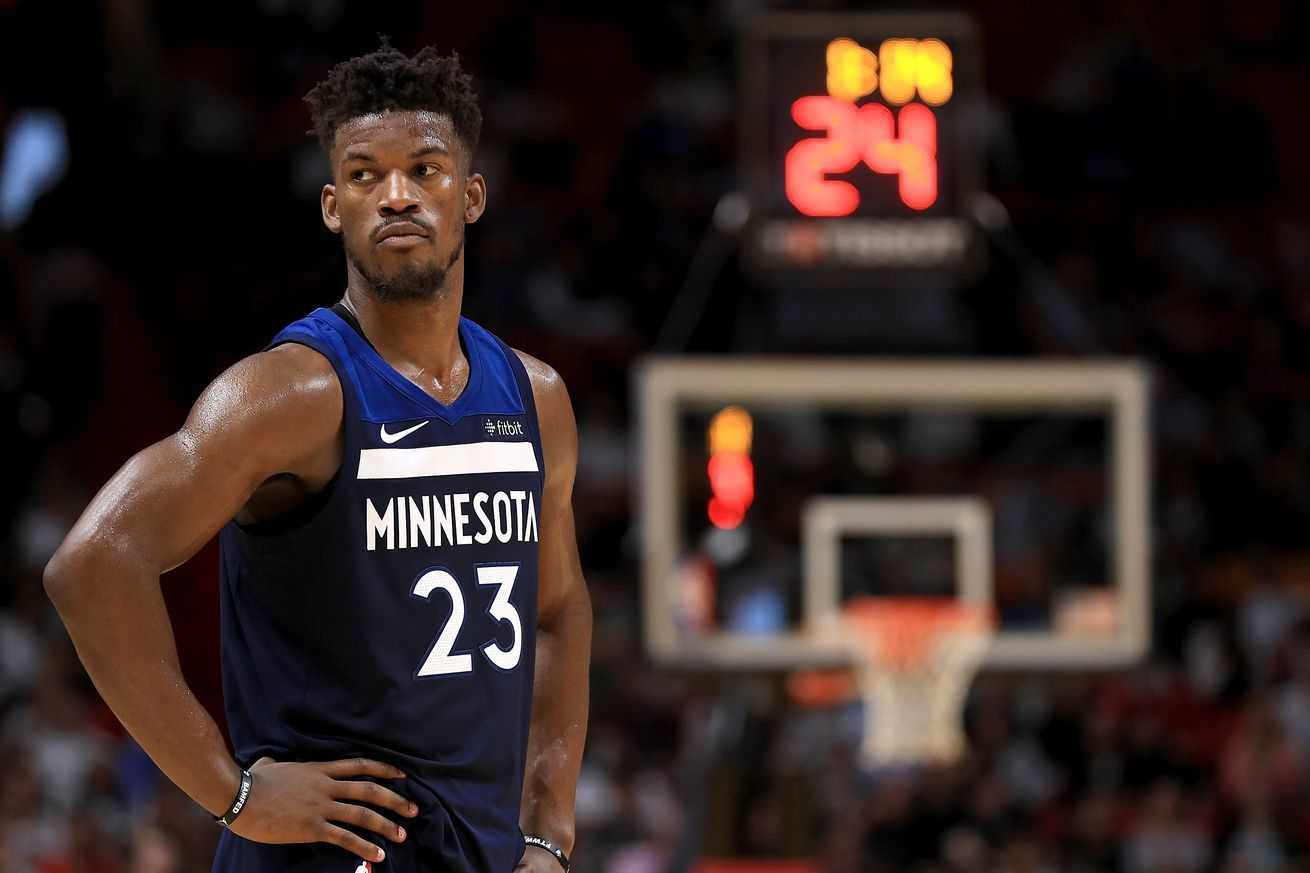 Jimmy Butler Wants A Trade To The Heat Heres How To Get Him There All Sports Games And Sports Hd Streaming C Minnesota Basketball Information Lou Williams