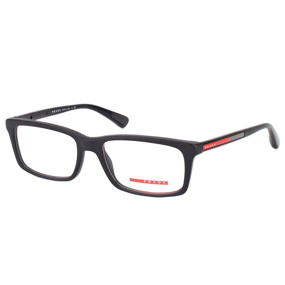 acc1abc91f Prada Linea Rossa PS02CV Rectangle Eyeglasses