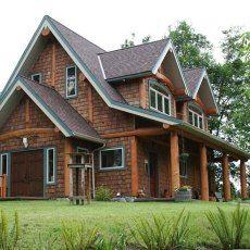log cabin designs
