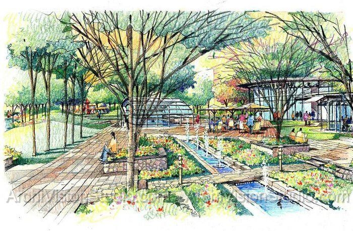Landscape Architecture Drawings backyard landscape design pictures | проекты | pinterest