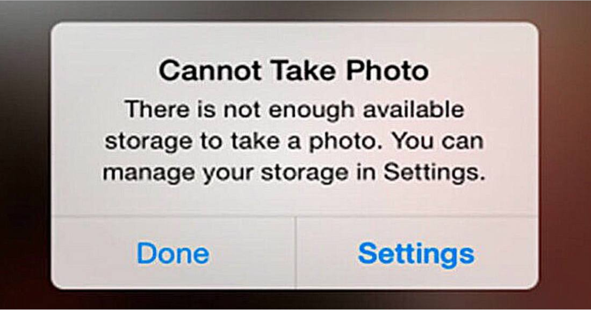 How To Free Up Space On Your iPhone Without Deleting