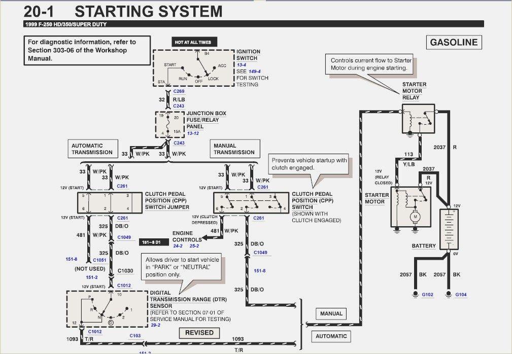 2001 ford f350 wiring diagram  schematic wiring diagram