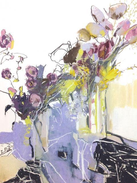 Floribunda by Janette Phillips