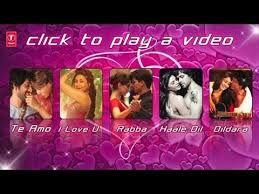 hindi romantic songs 2014