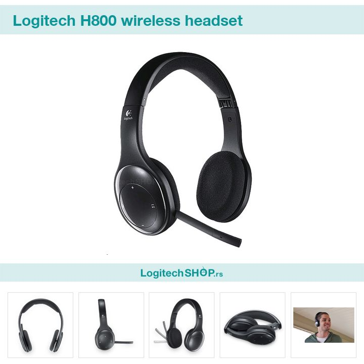 Logitech H800 Wireless Headset, kind of a real thing. (I like it very much)
