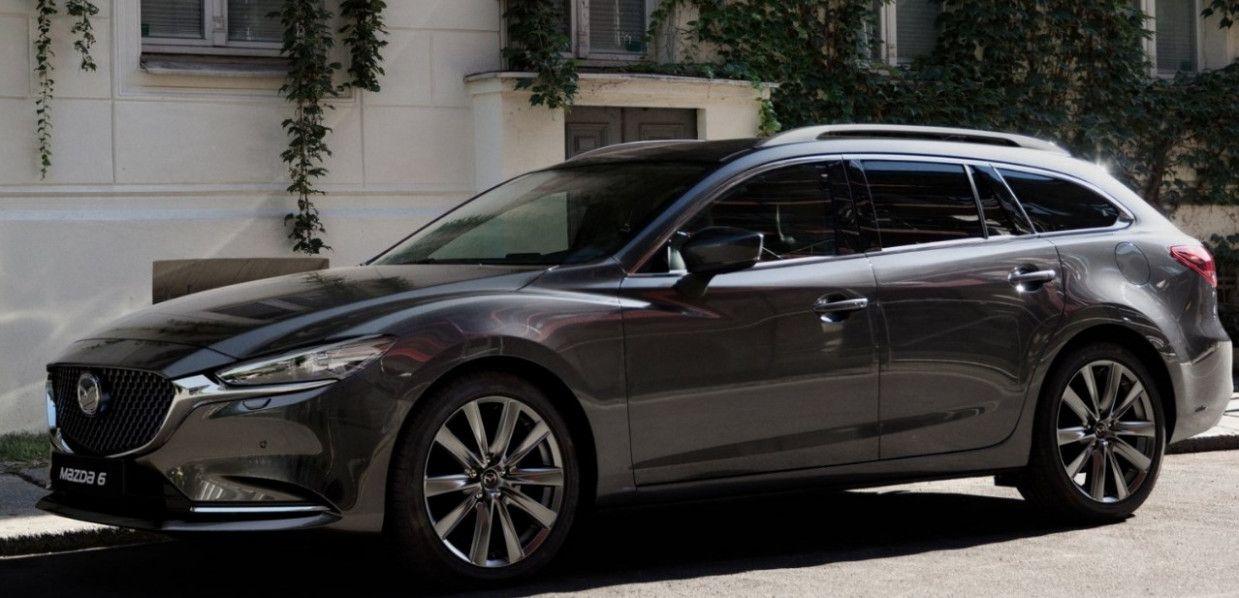 2020 Mazda Wagon Style