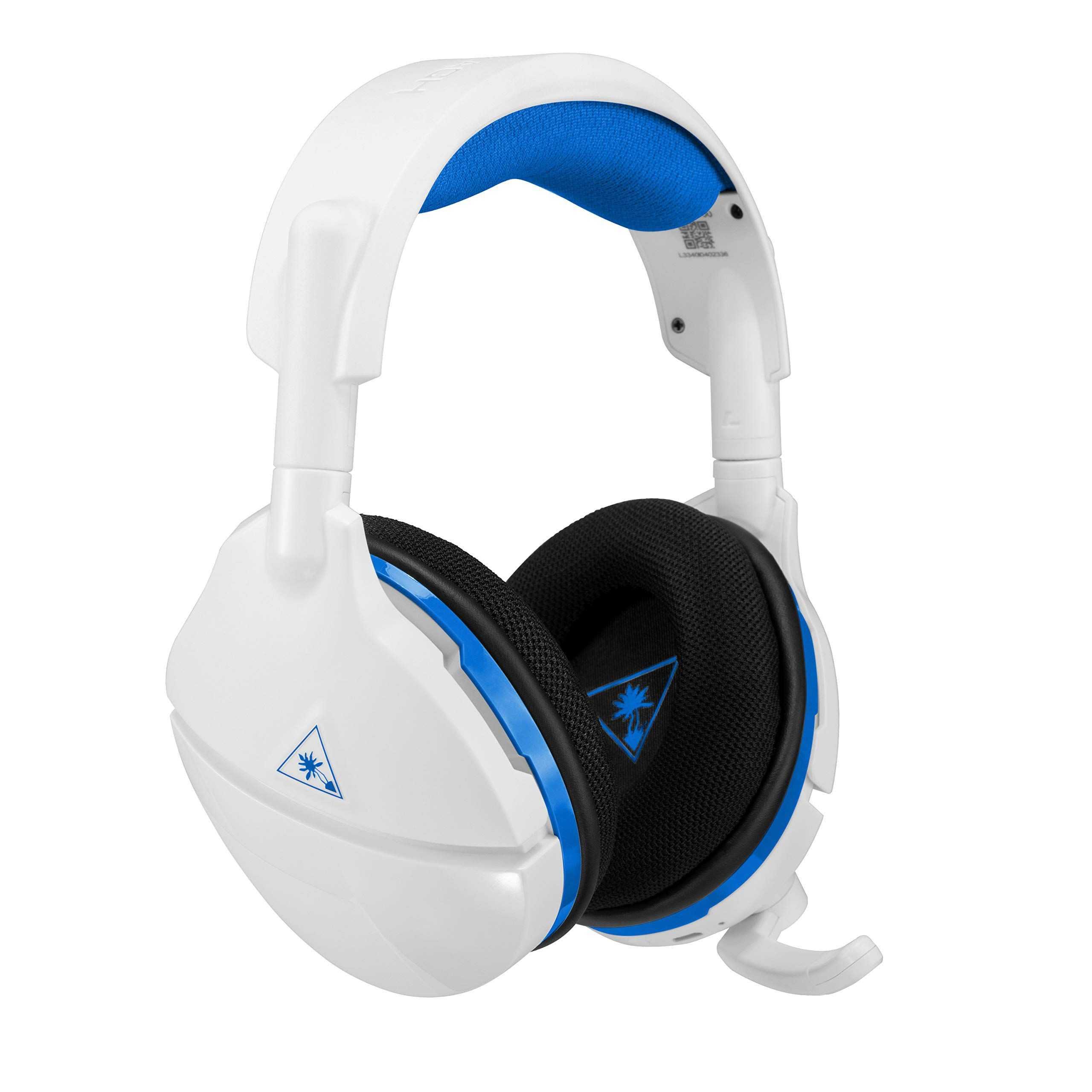 Stealth 600 White Wireless Surround Sound Gaming Headset For Playstation 4 Pro And Playstation 4 With Images Gaming Headset Wireless Gaming Headset Wireless Surround Sound