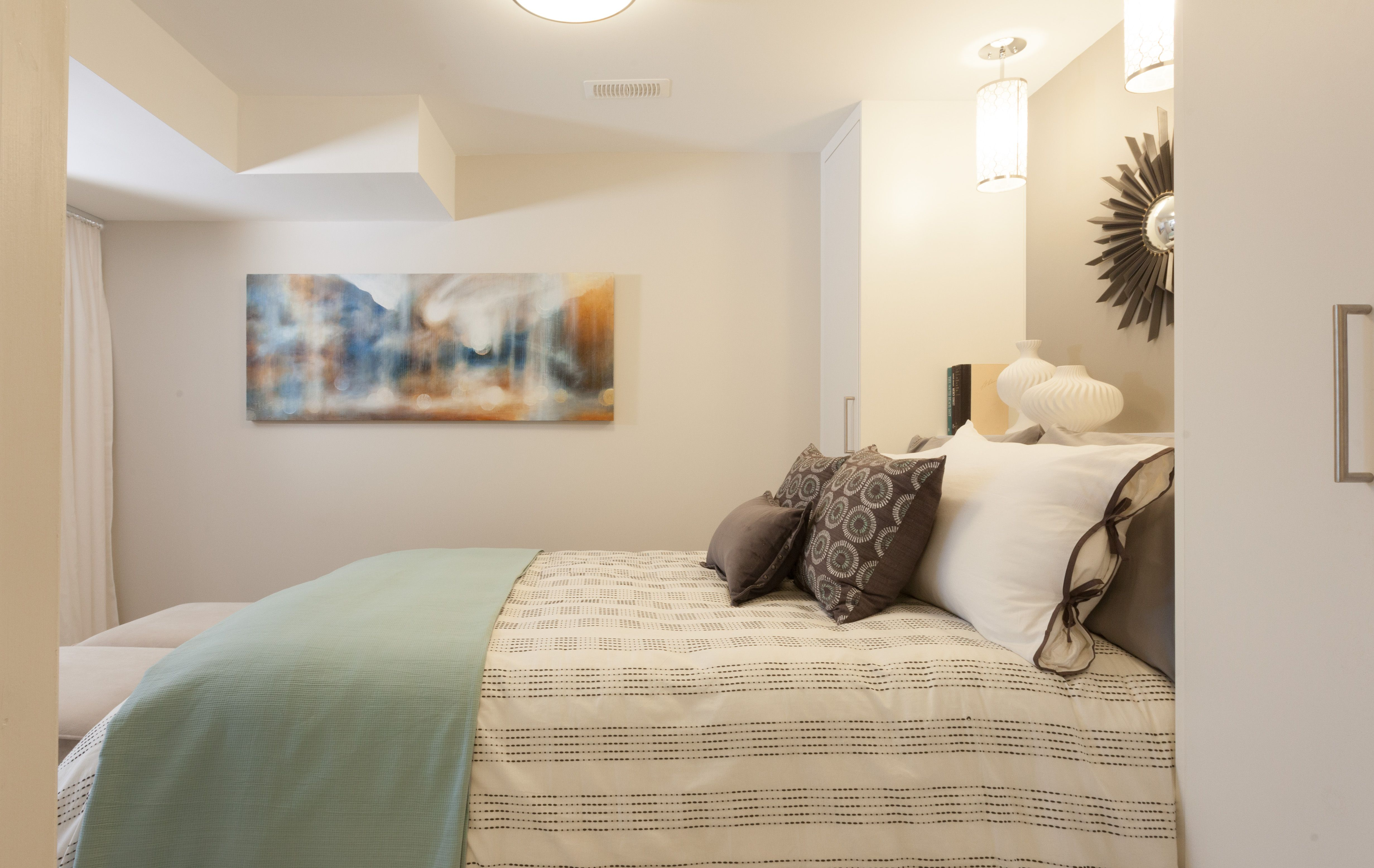 Apartments · Light And Bright Basement Bedroom #IncomeProperty #HGTV