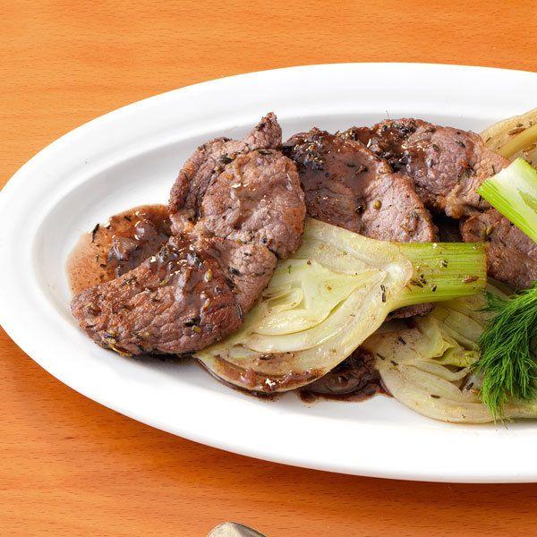 Die besten GU Rezepte mit Qualitätsgarantie: Lamm mit Fenchel und Rosmarinkartoffeln   Für Zwei, Glutenfrei, Klassiker   Geprüft, getestet, gelingt garantiert!