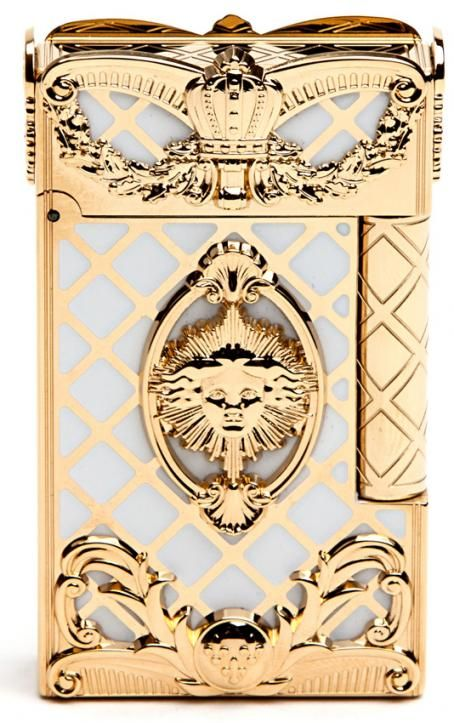 S.T. Dupont Verailles Lighter.  I am not a smoker but this is gorgeous