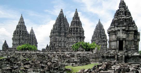 3 Kerajaan Hindu Tertua Di Indonesia Indonesia Hindu Candi