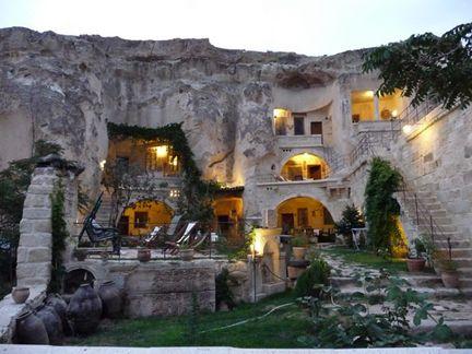 Hotéis peculiares para passar uma noite