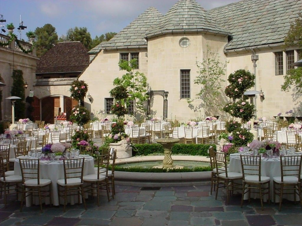 Wedding Venue Historic Greystone Mansion And Park