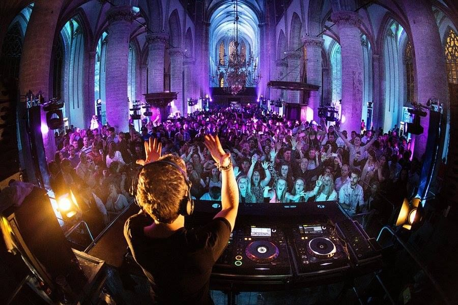 #Hardwell and friends in hometown #Breda fundraising for #Paraplegia Research.  It was great!   Check the aftermovie http://win.gs/1kwC13P