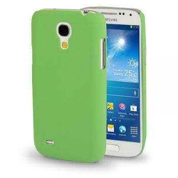 Back-Case Cover für Samsung Galaxy S4 mini / i9190 Grün