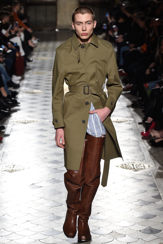 Marc Jacobs Is Doing It. So Is Stefano Pilati. Men in Womenswear ...