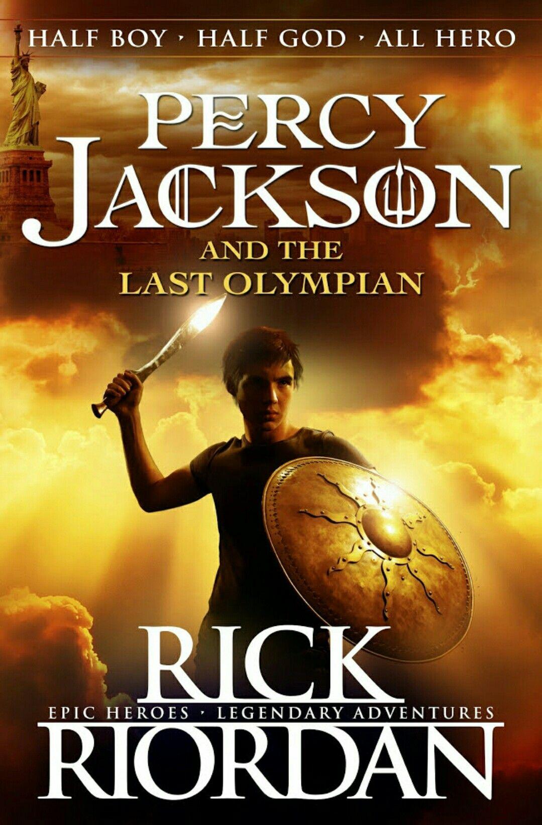 Percy Jackson & The Last Oly