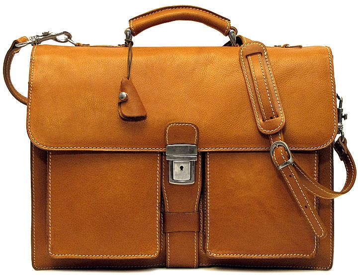 10df4aef5af3 Pin by Fenzo Italian Bags on Men s Italian Leather Briefcases ...