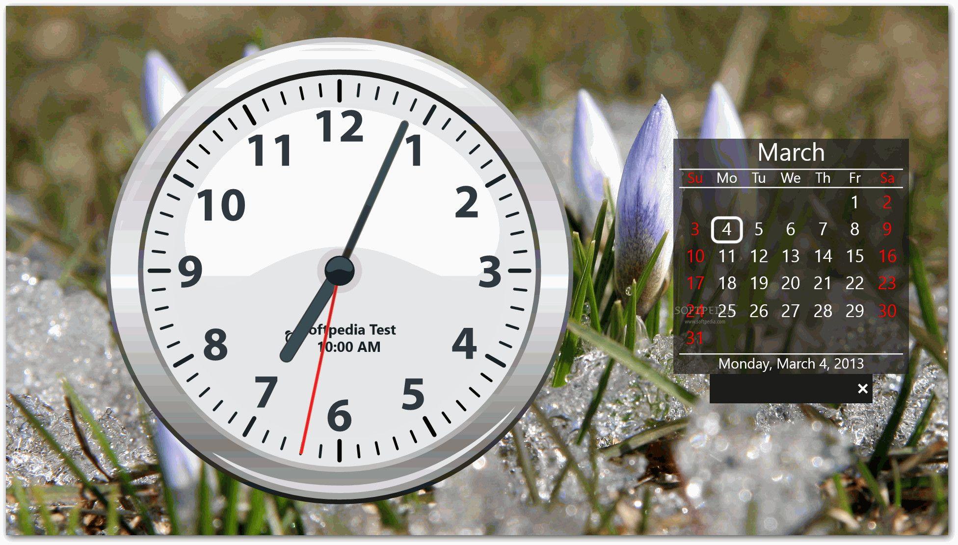 Clock Live Wallpaper Windows 10 57 Images Clock Wallpaper Wallpaper Windows 10 Clock