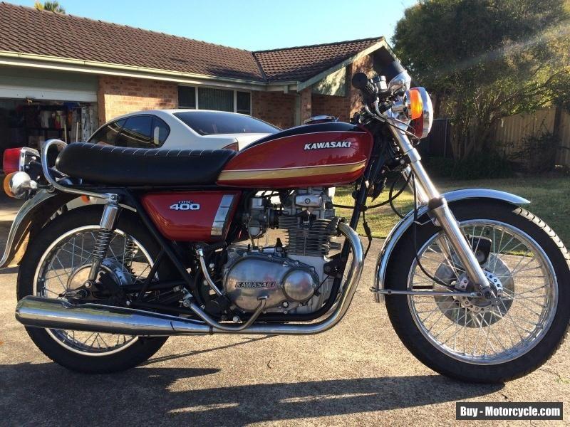 Kawasaki kz400 #kawasaki #kz400 #forsale #australia