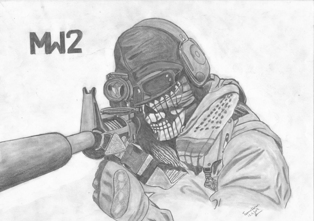 call of duty drawings - Google Search | Drawings ...