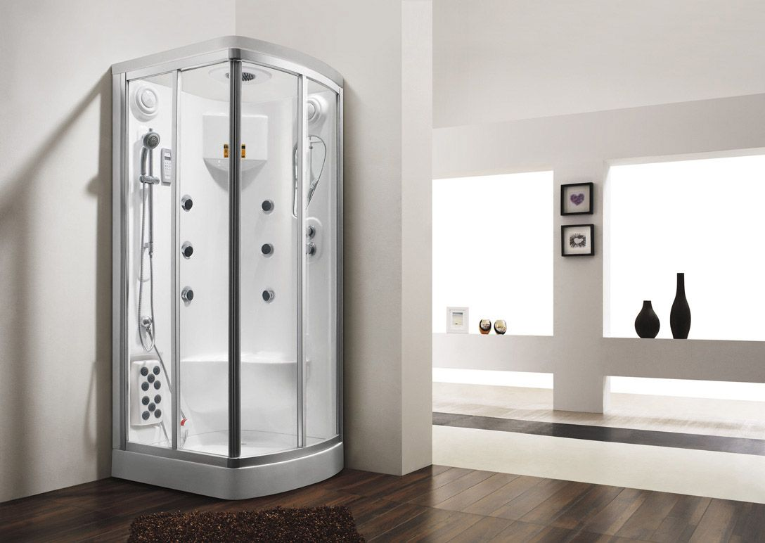 Monalisa M-8273 combined steam and shower cabin steam enclosure ...
