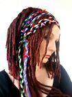 Gypsy Hippie Yoga Headband Chemo Headwear Wide Head Wrap Turban Dreadlock Scarf  | eBay #yogaheadband