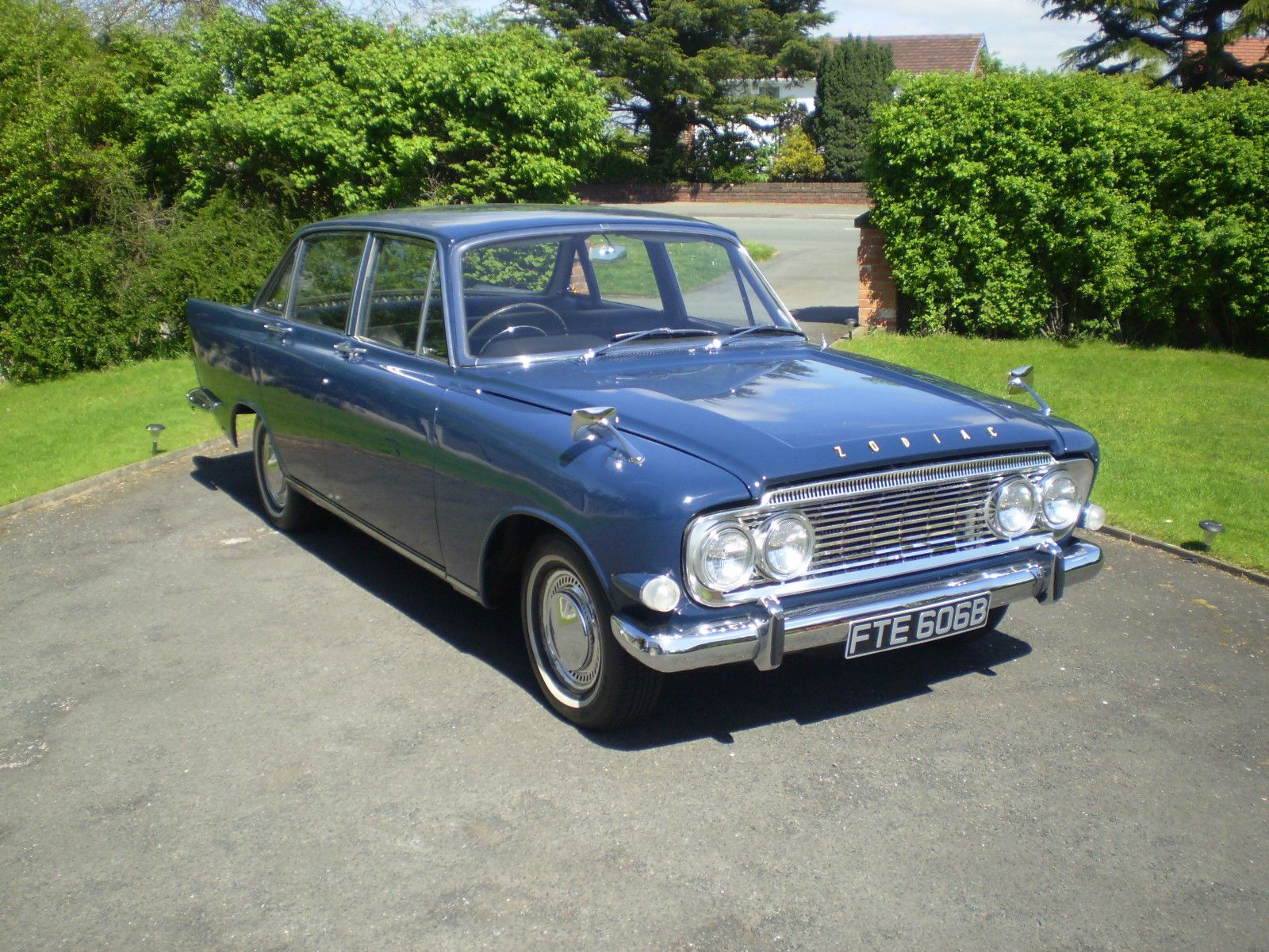 1964 ford zodiac mk3 automatic | Zodiac, Ford and Automatic cars