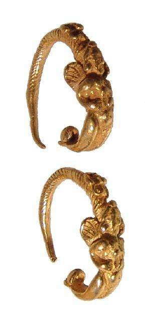 Pin on Anc Earrings Rome