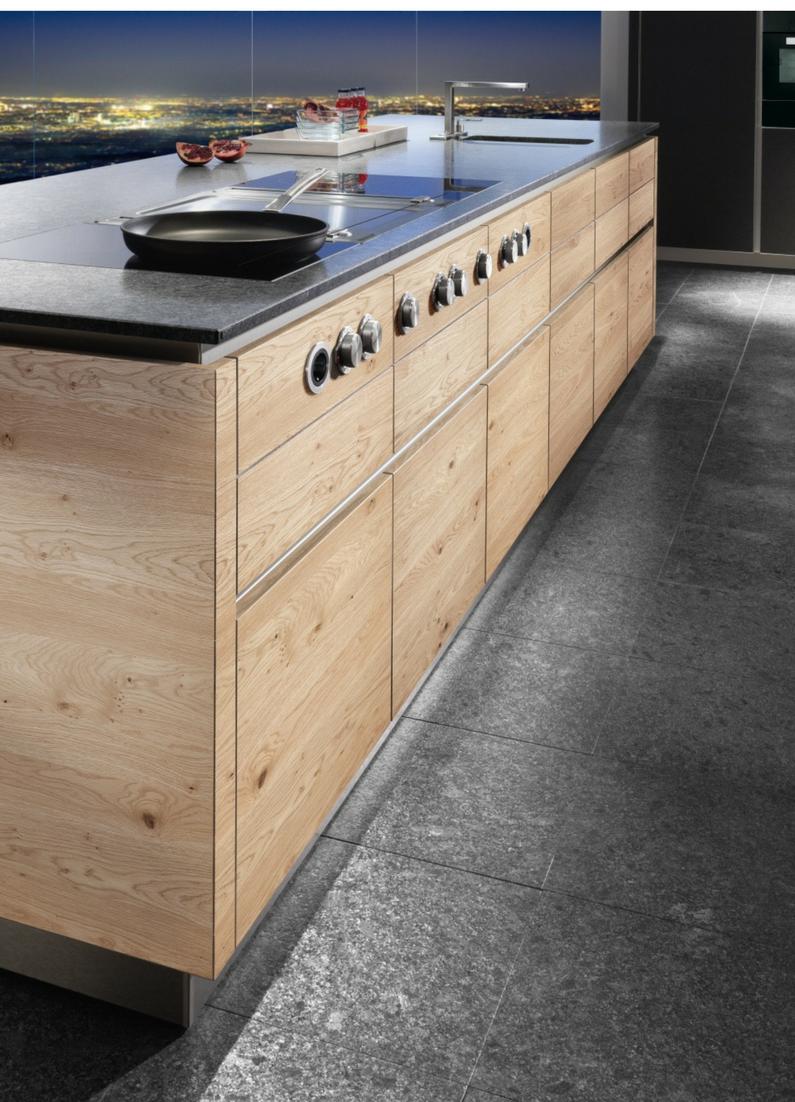 6 einrichtungsideen und k chenbilder f r moderne holz k chen k chen aus holz pinterest. Black Bedroom Furniture Sets. Home Design Ideas