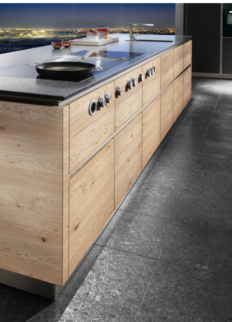 Holz, Küche, Modern, Holzküche, Helles Holz, Hell, Natur, Einrichtung