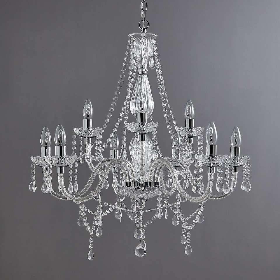 crystal chandelier dunelm # 8
