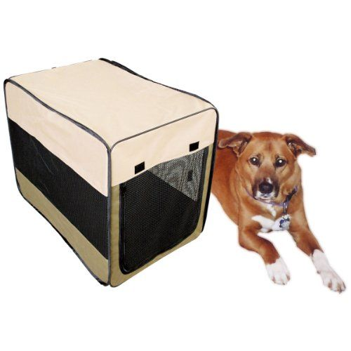 Sportsman Series Sspk36 Portable Pet Kennel Size Medium Pop Up