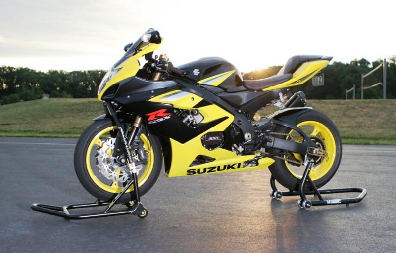 05-08 GSXR1000 Rims Wheels Stock Pearl Yellow : Suzu… | nice cars