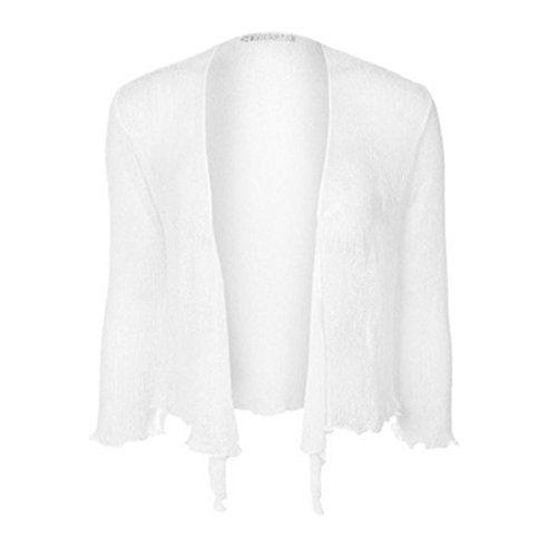 Women Ladies Girls Cropped Bolero UK Standard One Size St... https://www.amazon.co.uk/dp/B06XBVSWJR/ref=cm_sw_r_pi_dp_x_3Cz1yb9ZC107Q